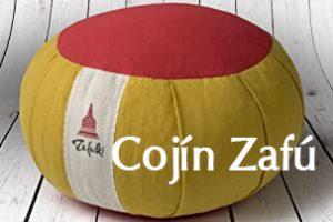 Cojín Zafú para meditar