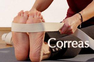 Cinturón de yoga, correas de yoga