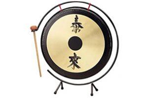 Gong para meditación