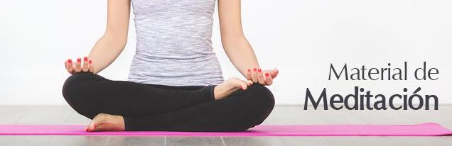 material de meditación