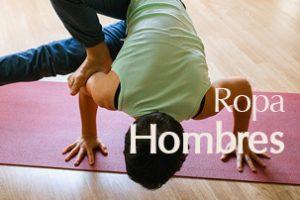 Ropa para yoga hombres