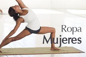 Ropa para yoga mujer