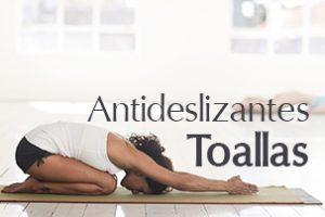 Toalla yoga antideslizante