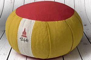Cojín zafu para meditar
