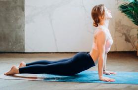 esterilla para hatha yoga